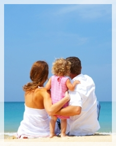 cabarete beach rental for families and couples
