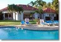 luxury villa rental for corporate tours