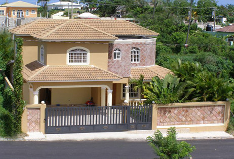 mountain view beautiful house for sale in puerto plata dominican republic. Black Bedroom Furniture Sets. Home Design Ideas