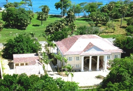 Colonial style luxury villa for sale in cabarete dominican republic - Villa style colonial ...