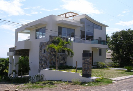brand new panoramic villa for sale in Cabarete with 4 bedrooms and a private studio near the beach