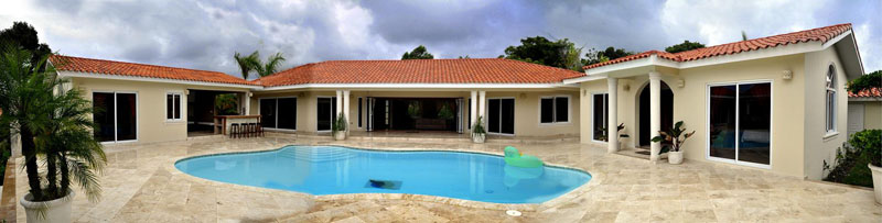 villa ultima in Sosua is the latest fractional real estate for sale by us