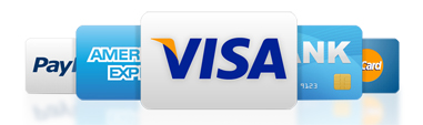 we use Paypal for villa rental deposits