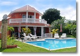 long term rental villa in Sosua, Dominican Republic
