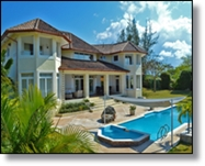 gorgeous 5 bedroom villa in cabarete with office, 4 bathrooms and two jacuzzis