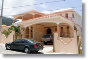double house with 2 levels in Puerto Plata, the only one for sale that really is two homes in one