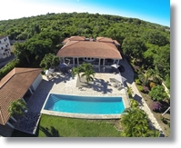 A six bedroom villa at affordable price for sale in Sosua
