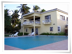 6 bedroom beach house for rent in Cabarete