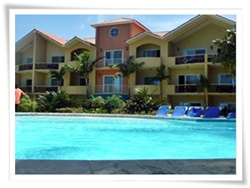2 bedroom penthouse for rent in kite beach Cabarete