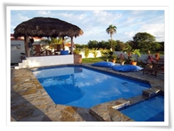 beach house rental in Cabarete featuring 3 bedrooms