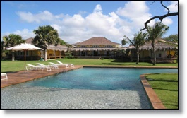 Dominican Republic Villa for rent in cabarete sea horse ranch