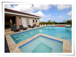 5 bedroom villa rental for 10 guests visiting Sosua