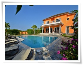 The new villa in Sosua with 7 bedrooms is a must visit for the groups that come to the area each year