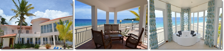 The ultimate and original beach house in Sosua, with 3 bedrooms in 2 floors