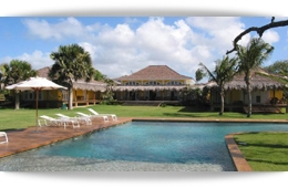 The largest selection of villas for rent in Cabarete beach