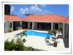 villa ultima for rent in Sosua, Dominican Republic with 4 bedrooms