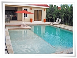 contemporary villa ultima for rent in Sosua, Dominican Republic with 4 suites and 4 bathrooms