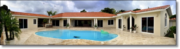villa ultima in Sosua is a perfect vacation house in the Dominican Republic town of Sosua