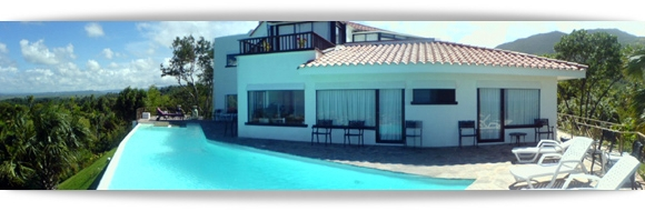 long term villa puerto plata