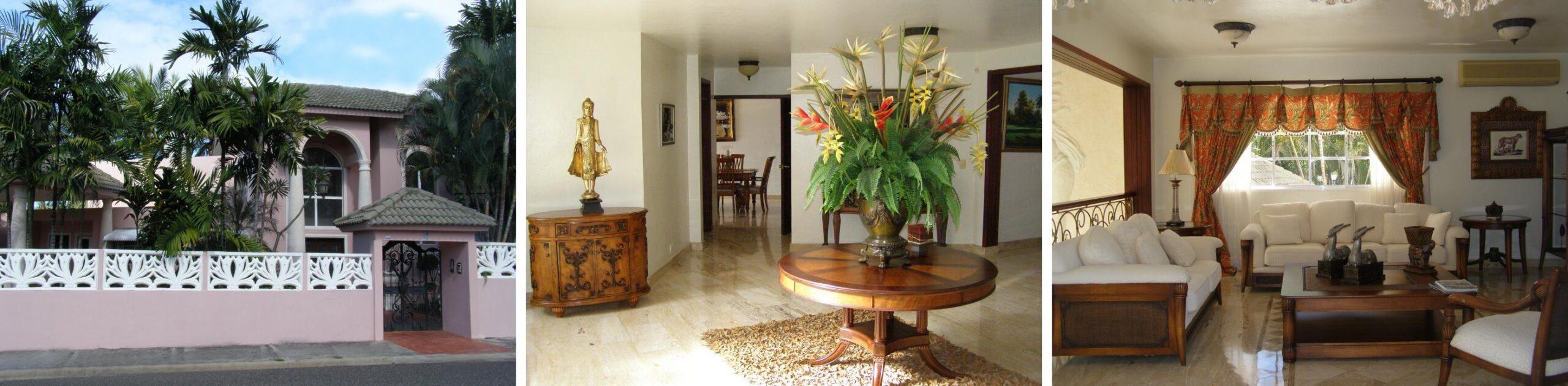 luxury house in Puerto Plata