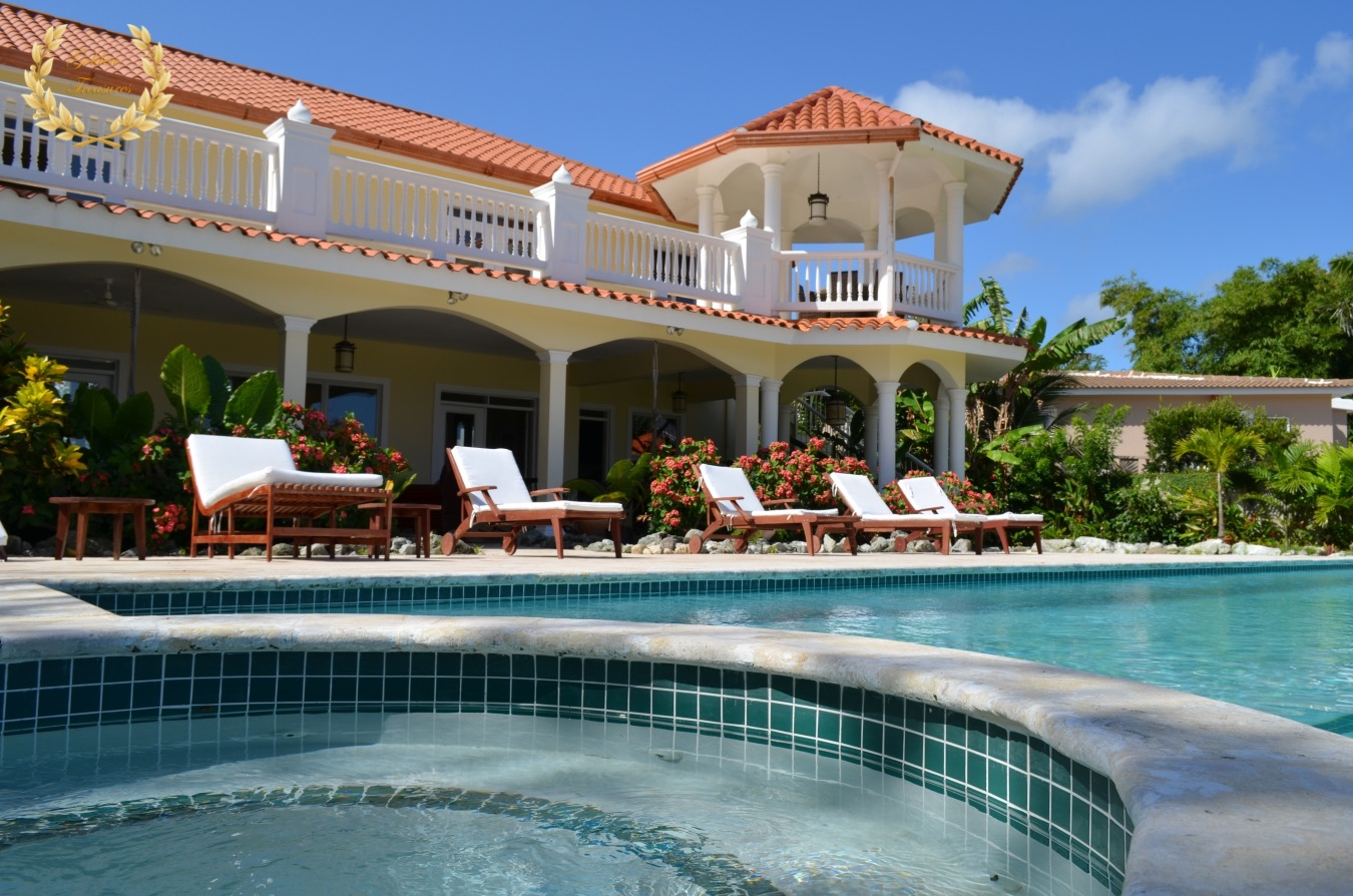 7 Bedroom Sosua Ocean Front Villa Rental