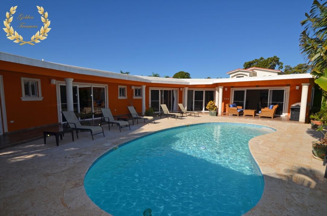 3 Bedroom Rental Villa