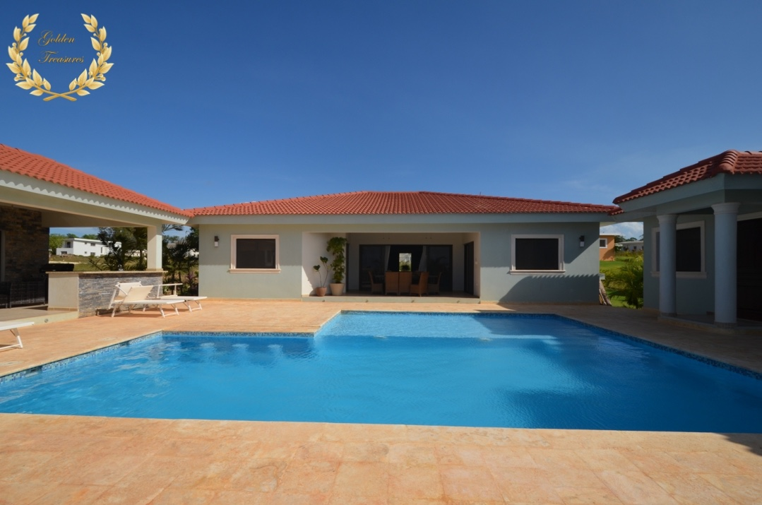 Cozy 5 Bedroom Rental Villa in Sosua