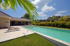 The 3 bedroom lap pool villa in Sosua