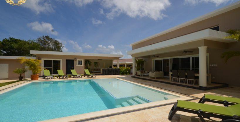Six Bedroom Villa Rental
