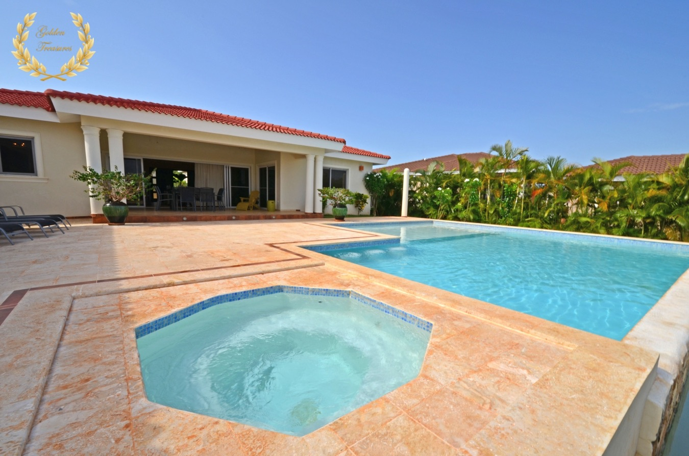 3 Bedroom Villa Rental