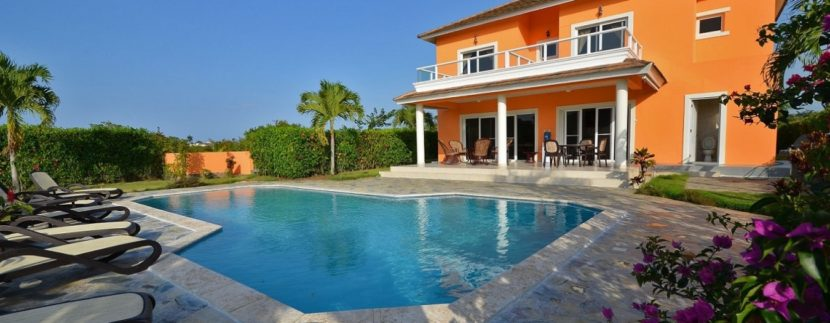 7 Bedroom Villa Rental Sosua