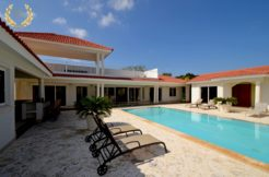 View of the 4 bedroom in Sosua