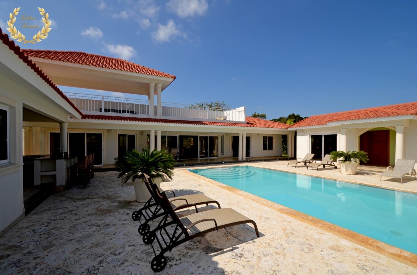 4 Bedroom Villa Rental Sosua