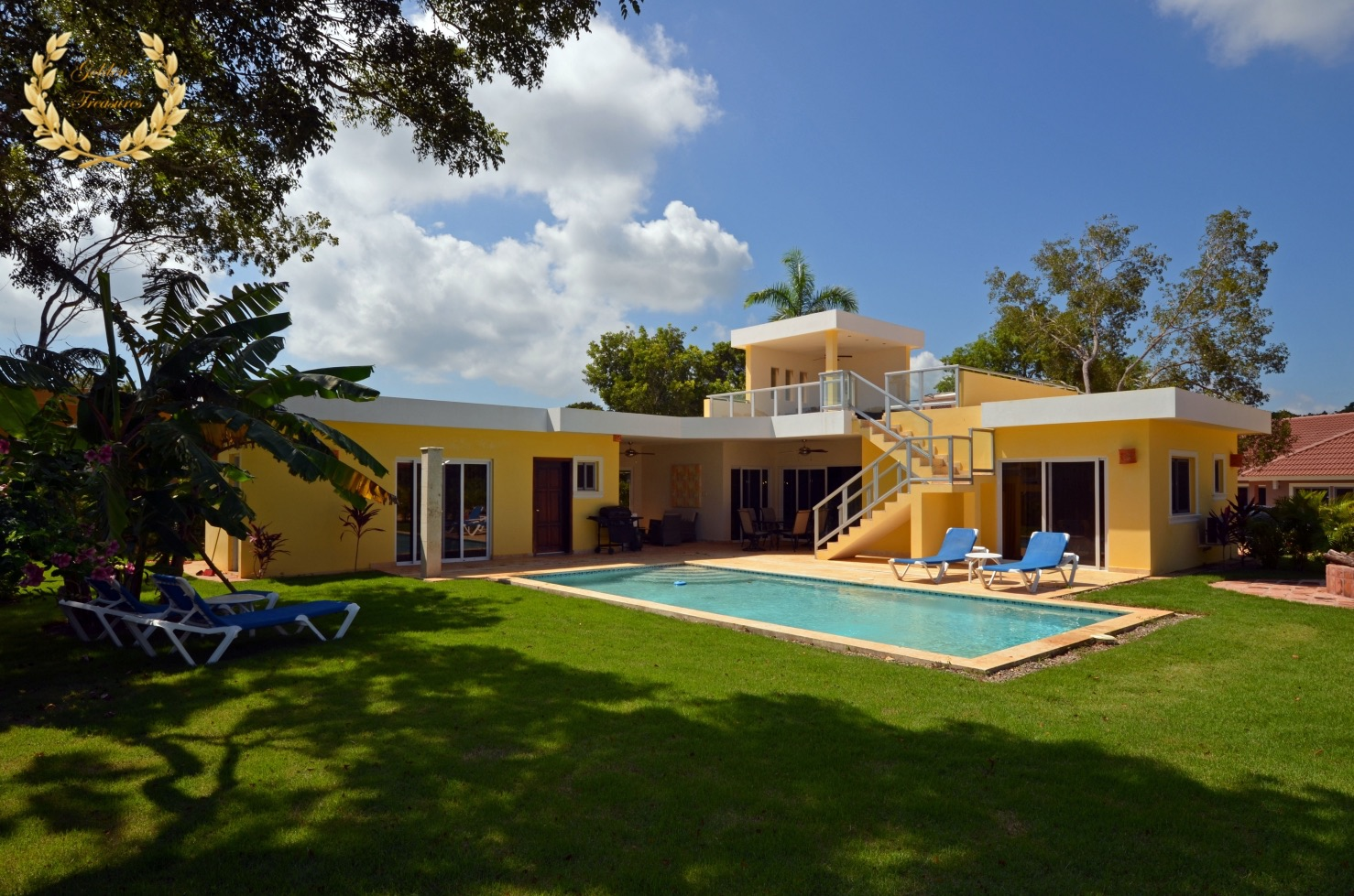 Sunshine Villa Rental in Sosua