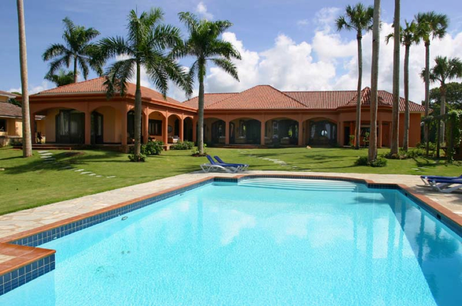 Ocean Side Villa Rental