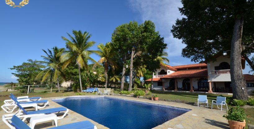 Guest Friendly 8 Bedroom Sosua Villa Rental