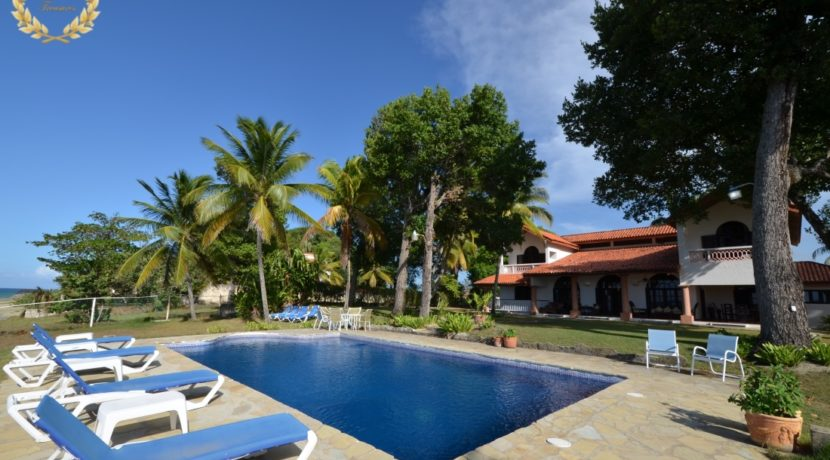 The guest friendly villa is fit for bachelor parties in Sosua