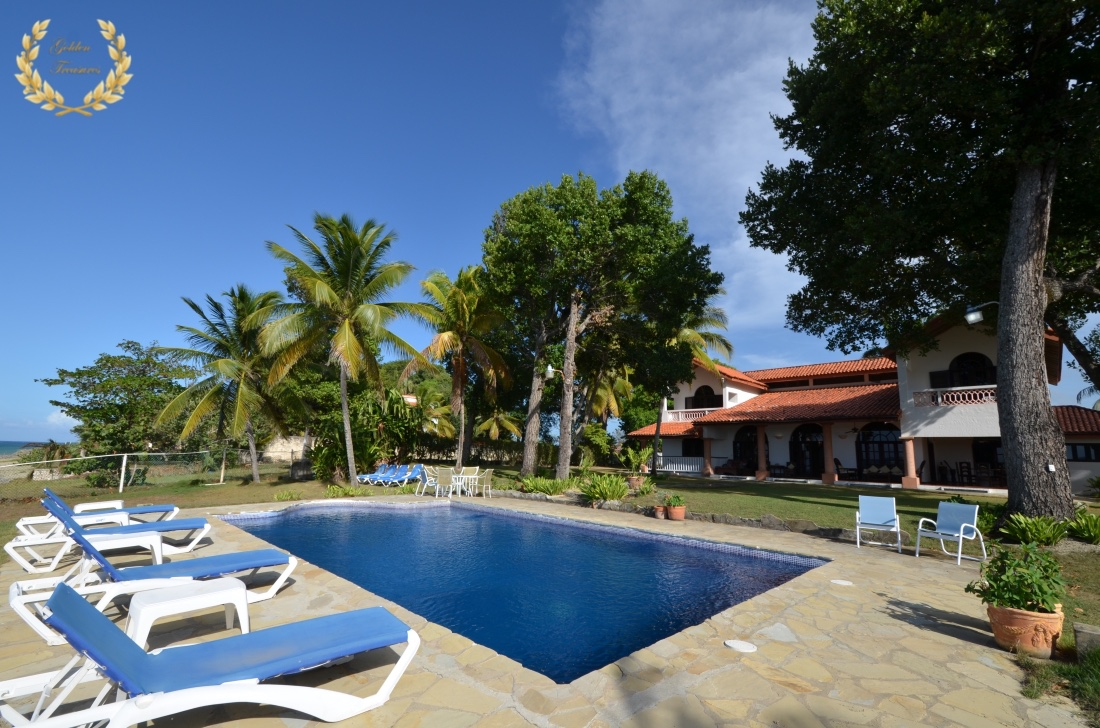 Guest Friendly 8 Bedroom Sosua Villa Rental