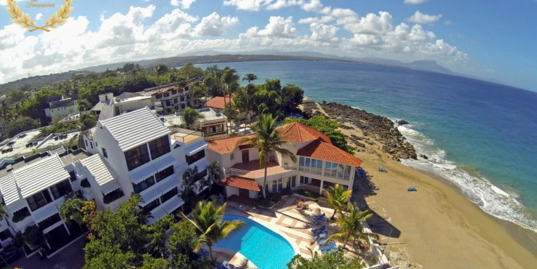 Sosua beach villa rental spc1010