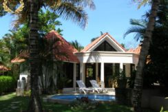 This is the Low Priced Chica and Guest Friendly Villa Rental in Sosua
