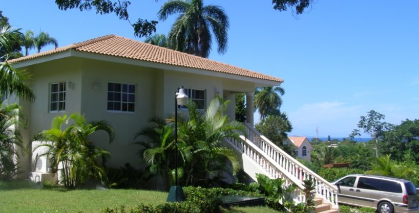 Villa Rental in Sosua With 4 Bedrooms