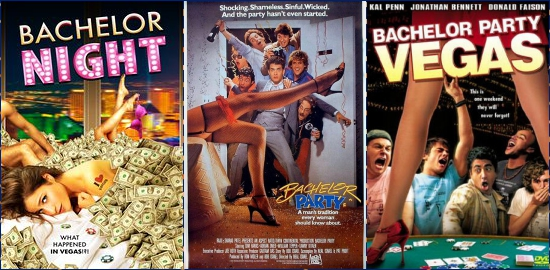 three bachelor party movies for generations