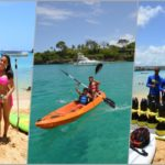 Kayak and Paddle Board Party