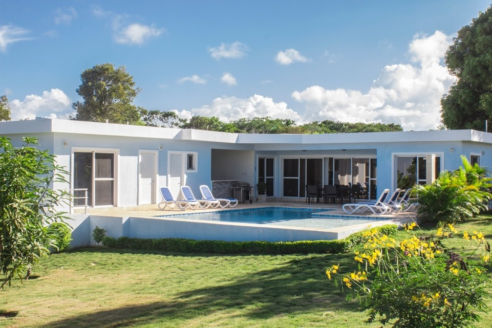 3 Bedroom Party Villa in Sosua