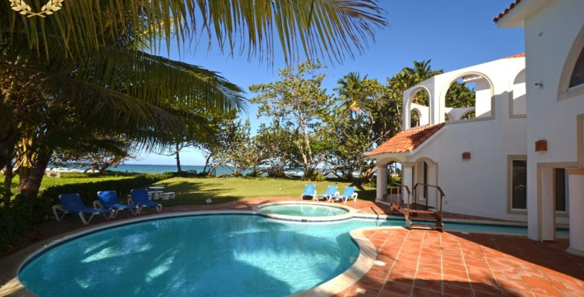Luxury Beach Rental in Cabarete