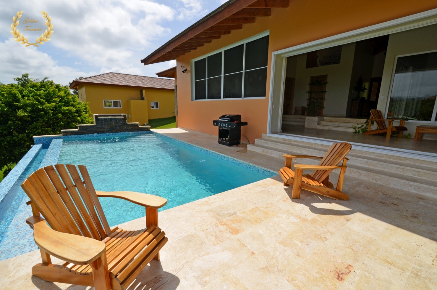 Splendid 3 Bedroom Villa Rental in Sosua