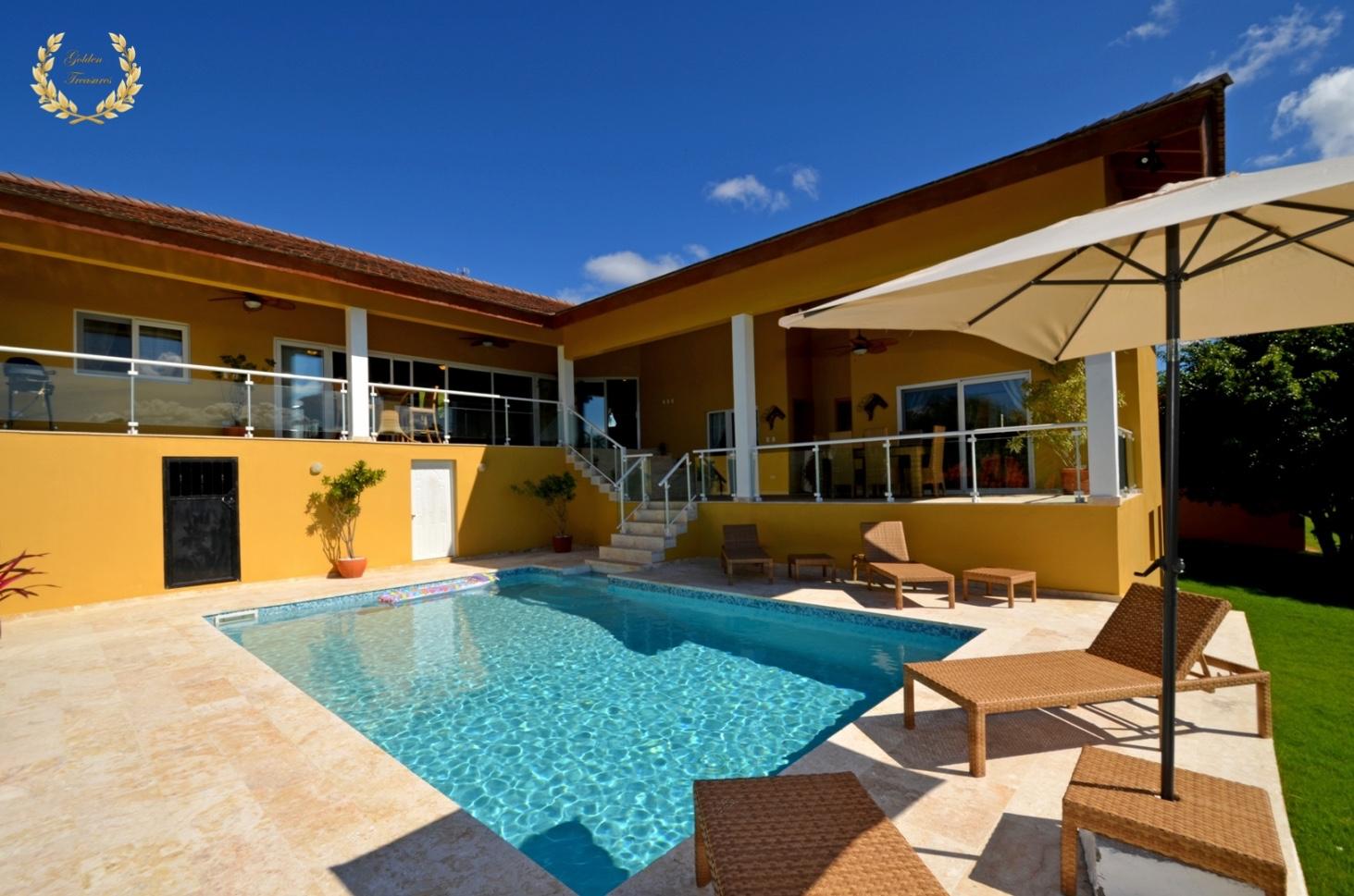 3 Bedroom Villa Rental With Panoramic Vistas