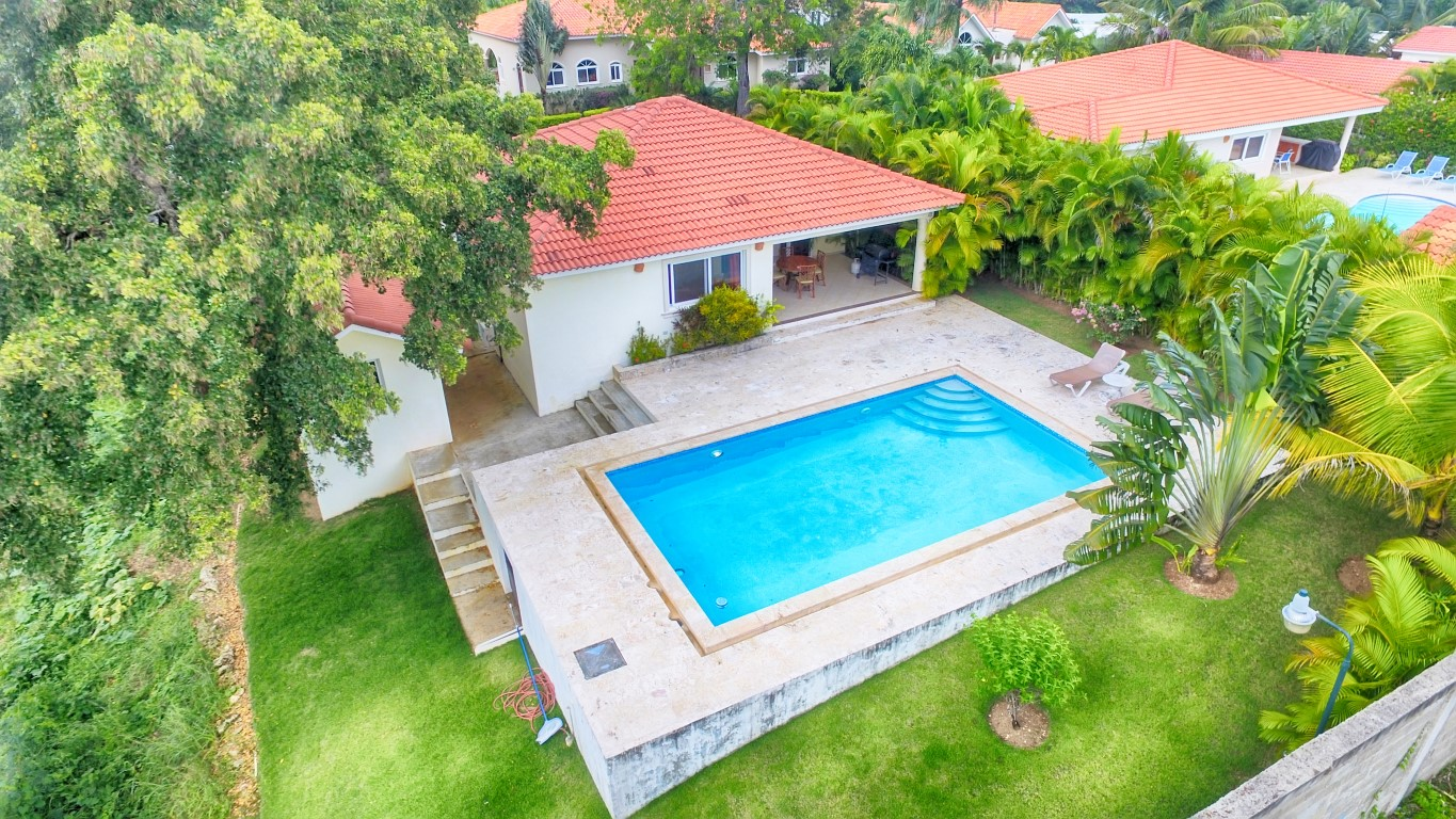 Classic Villa For Rent in Sosua