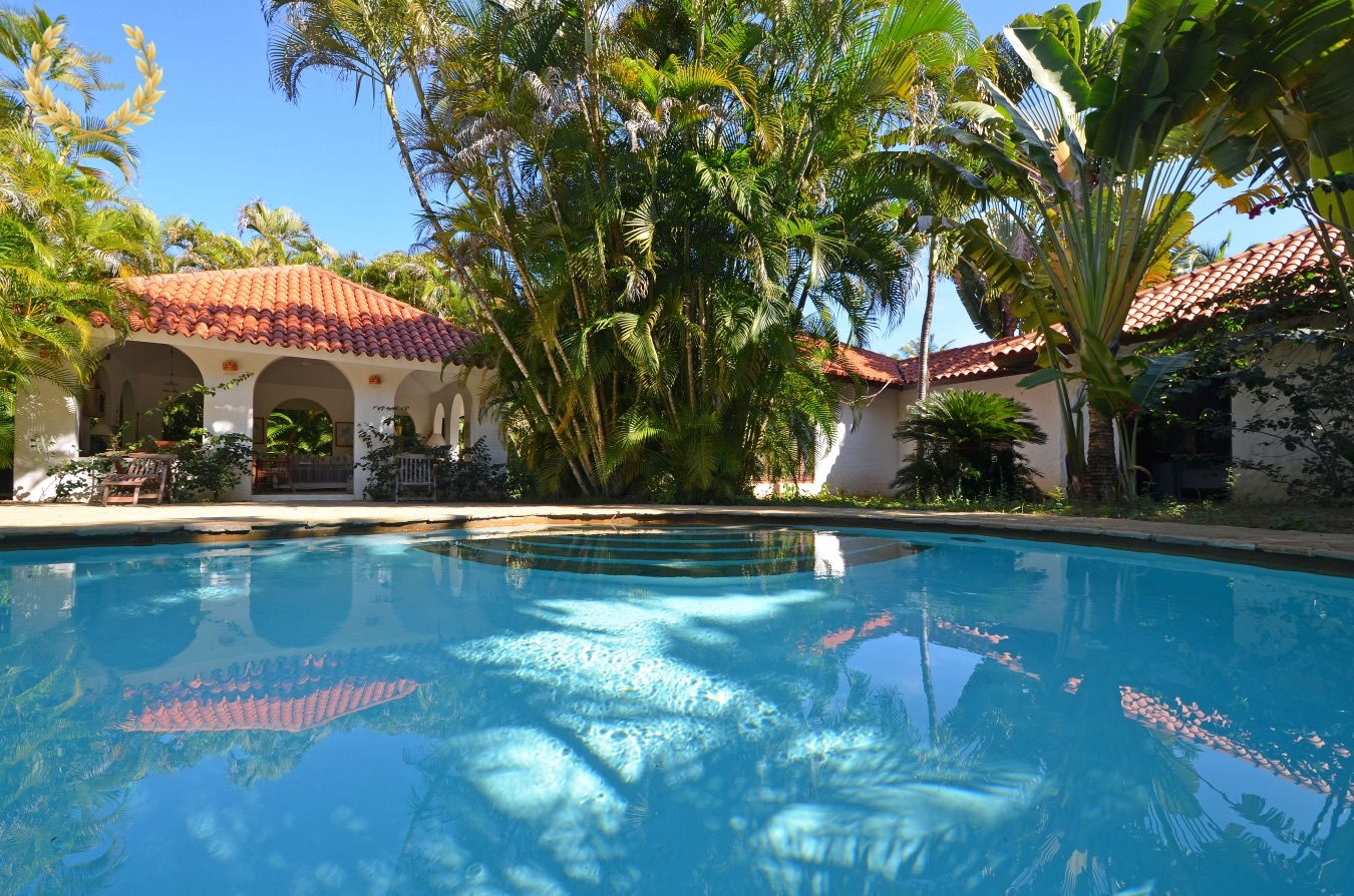 3 Bedroom Luxury Villa in Cabarete