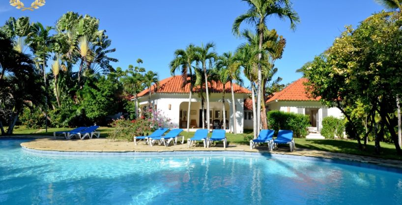5 Bedroom Beach Access Villa Rental in Cabarete